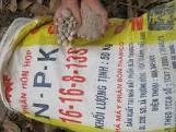 Xử phạt lĩnh vực hóa chất, phân bón và vật liệu nổ
